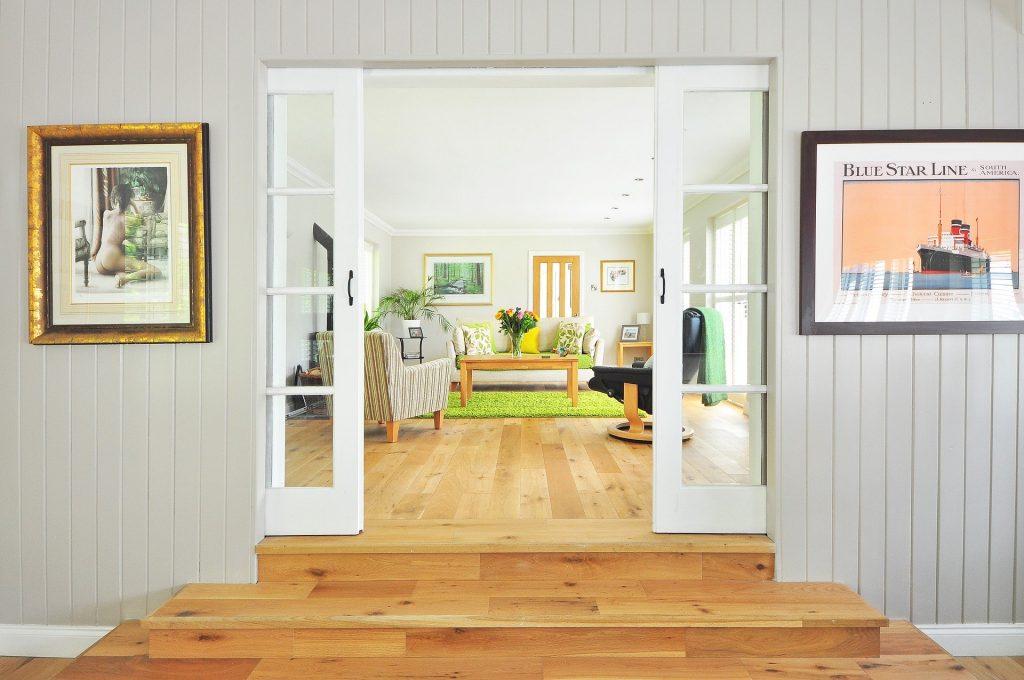 Vista interno casa